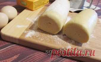 Слоеное тесто за 10 минут - это чудесное тесто, просто Палочка-выручалочка