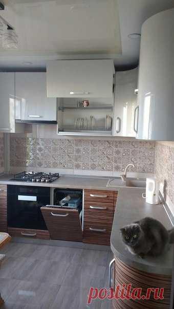 Кухня 8,5 кв.м