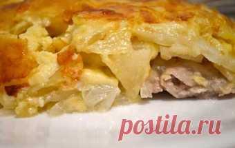 Курица под шубой / Блюда из курицы / TVCook: пошаговые рецепты с фото