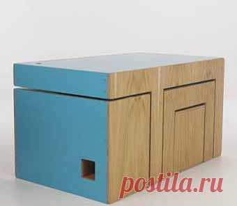 мебель-трансформер для дошкольника