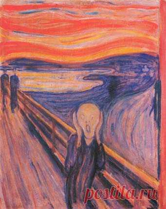 """""""Крик"""": Пророчество, к которому мы не прислушались"""