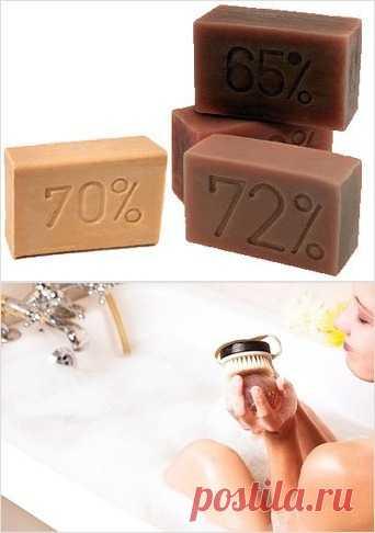 (Не)обыкновенное хозяйственное мыло