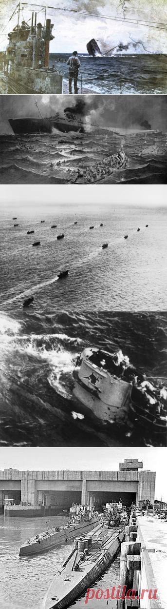 Неизвестная война: что такое Битва за Атлантику? | Культура