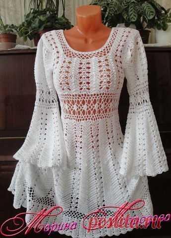 Платье — туника. Мастер класс