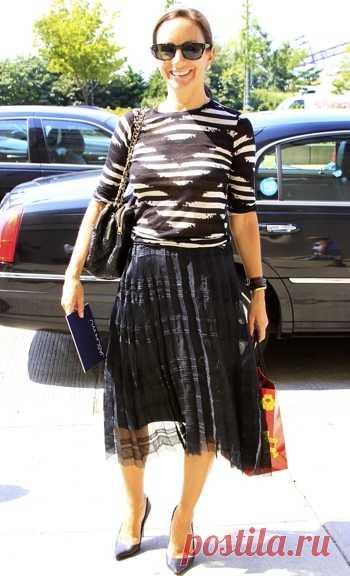 Зигзаг на тельняшке / Тельняшки / Модный сайт о стильной переделке одежды и интерьера