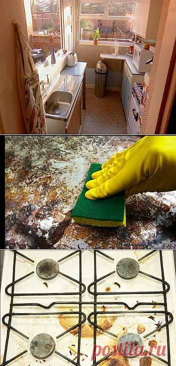 Сильно загрязненную микроволновую печь вычистит лимон и апельсин.