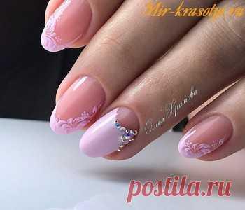 Дизайн ногтей на 23 марта 20123 | ногти | Постила