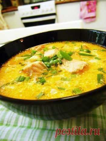 Как приготовить суп с форелью и помидорами - Суп рыбный, с морепродуктами от 1001 ЕДА
