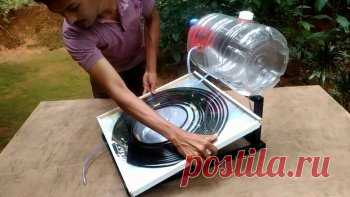 Солнечный водонагреватель своими руками | Своими руками