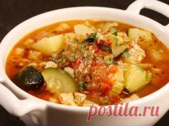 Овощное рагу с кабачками и курицей - лучшие пошаговые рецепты