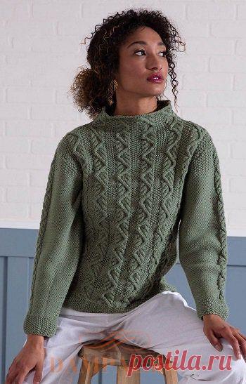 Пуловер «Baden»: стильно и элегантно