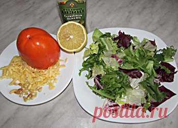 Салат из хурмы с пошаговыми фото | Меню недели