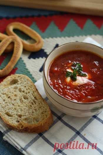 Рецепт белорусского борща. Вкус белорусского борща отличается от того, к которому мы все привыкли, но при  всем при этом он не менее вкусный и питательный.