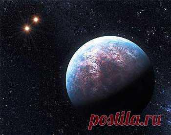 Блоги@Mail.Ru: В галактике Gliese 667 есть планета, похожая на Землю