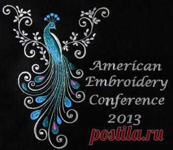 AmericanEmbroideryConference : For Computerized Machine Embroiderers to
