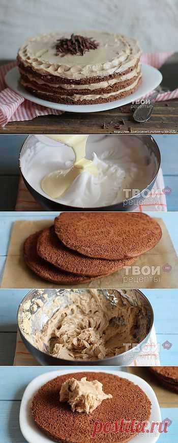 Домашний торт - САМЫЙ простой вкуснейший торт! .