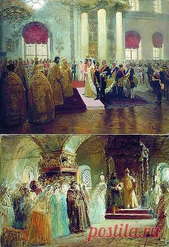 Список супругов российских правителей