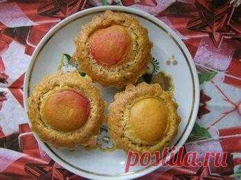 Маффины с абрикосами / Рецепты с фото