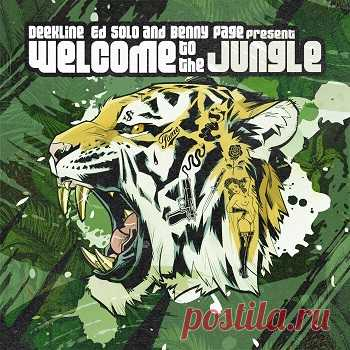 VA - Benny Page, Deekline & Ed Solo present: Welcome To The Jungle free download mp3 music 320kbps