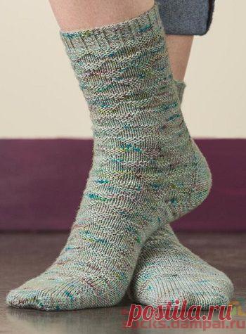 Вязаные носки «Churfirsten»   ВЯЗАНЫЕ НОСКИ