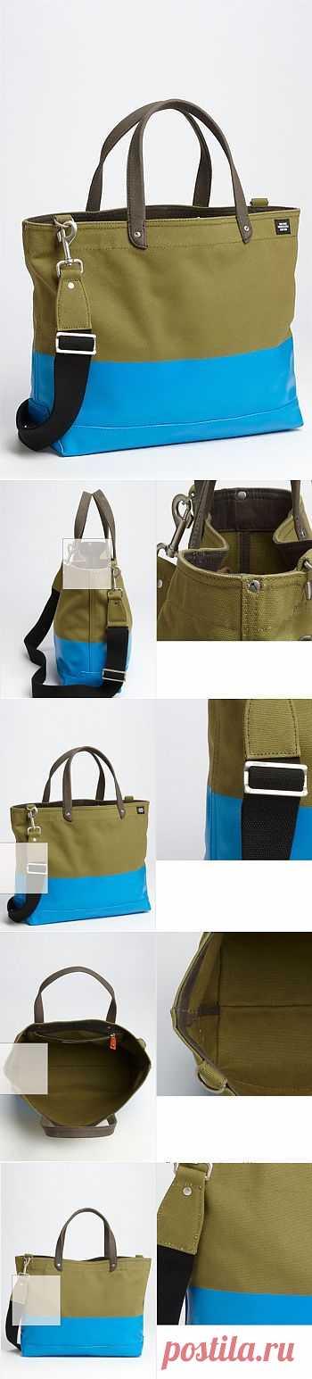 Простая сумка / Сумки, клатчи, чемоданы / Модный сайт о стильной переделке одежды и интерьера