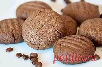 Песочное шоколадное печенье - Простые рецепты Овкусе.ру