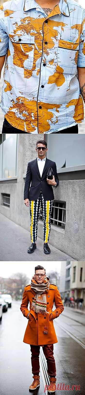 """""""Уличные"""" мужчины (трафик) / Street Style / Модный сайт о стильной переделке одежды и интерьера"""