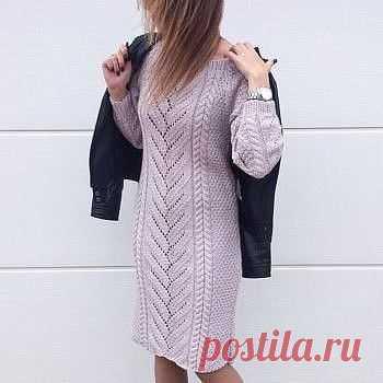 Симпатичный узор для платье