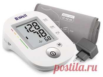 Тонометр автоматический с адаптером B.WellPRO-35 (М-L). Интернет-магазин медтехники. Бесплатная доставка!