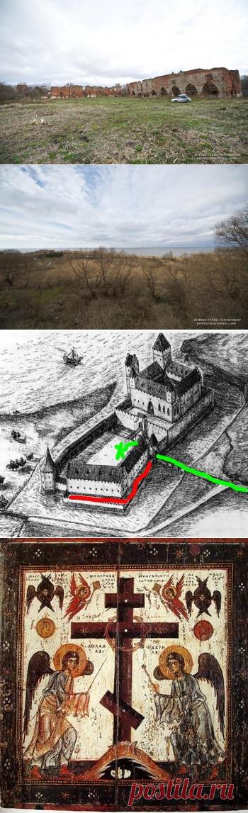 Наследие Пруссии. Замок Бранденгбург
