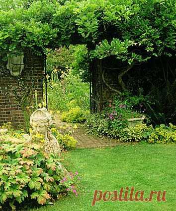 Сделай свой сад неповторимым!