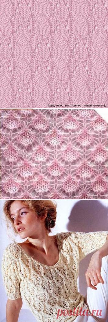 Very nice patterns spokes + schemes