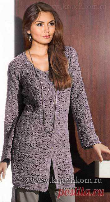 женский кардиган крючком вязаные пальто кардиганы жакеты жилеты