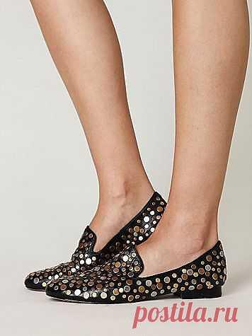 Клепаные туфли за 288 $ / Обувь / Модный сайт о стильной переделке одежды и интерьера