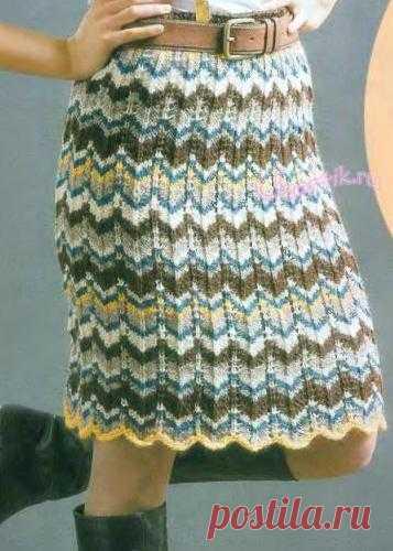 Вязание бесплатные схемы - вязаные юбки | Узорчик.ру