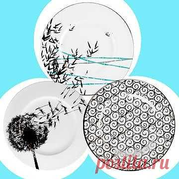 Посуда Iceberg (подборка) / Сервировка стола / Модный сайт о стильной переделке одежды и интерьера
