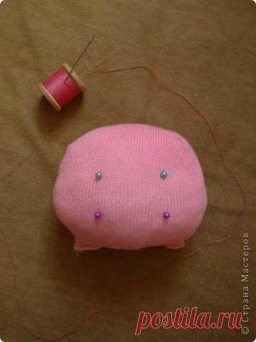 Pig Naf - Naf from a sock