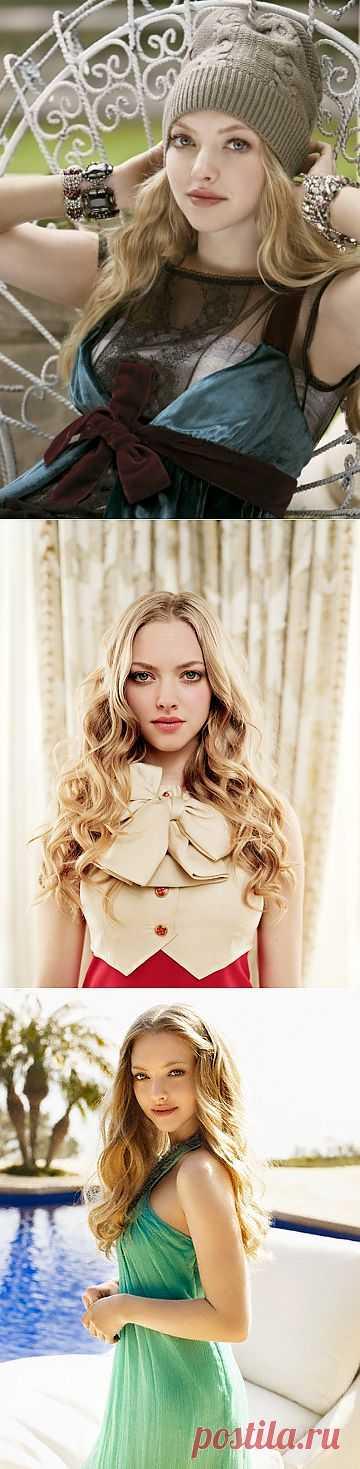 Избранное из гардероба Аманды Сейфред (трафик) / Звездный стиль / Модный сайт о стильной переделке одежды и интерьера