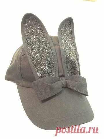 Кепка с ушами / Головные уборы / Модный сайт о стильной переделке одежды и интерьера