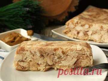Куриный сальтисон в мультиварке - простой и вкусный рецепт с пошаговыми фото