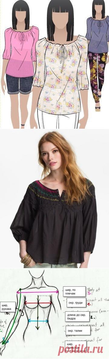 этом блузка крестьянка фото выкройка кружева нужно правильно