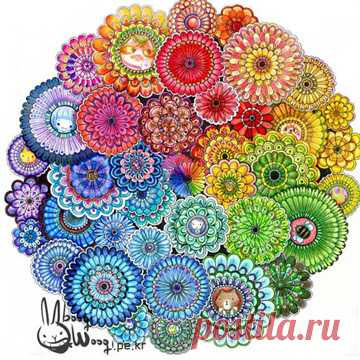 Раскраски для взрослых (антистресс)Многие женщины ...