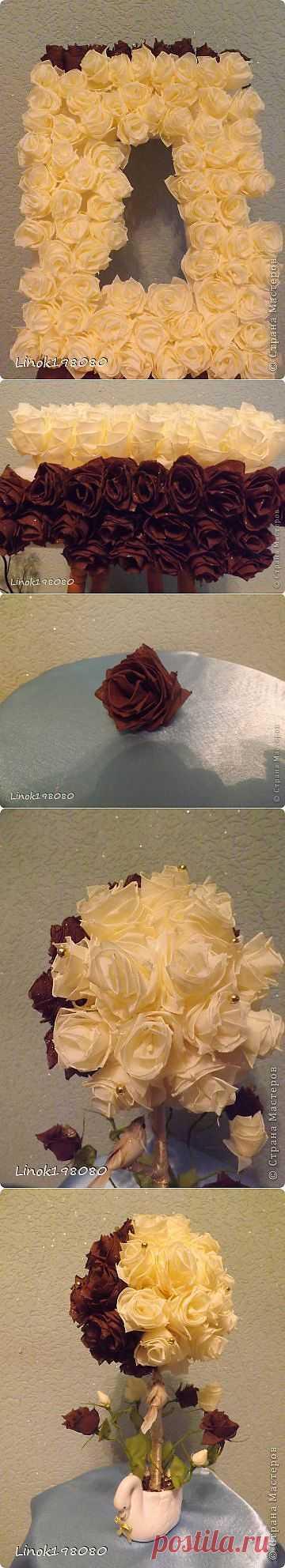 Небольшой МК по розам