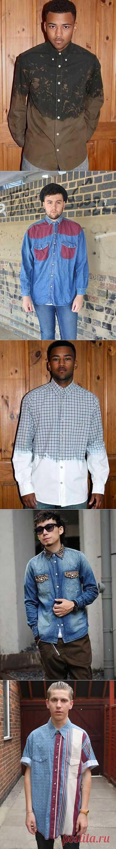 Винтажные рубашки ASOS (подборка) / Мужская мода / Модный сайт о стильной переделке одежды и интерьера