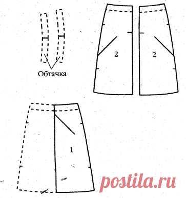 Шьем юбку с кружевами - выкройка » Бесплатные выкройки одежды, шьем своими руками платья, блузки, пальто, костюмы, сарафаны