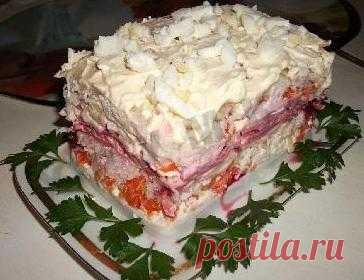 Витаминный тортик