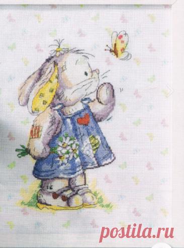 Somebunny to love схемы вышивки | Схемы с мишками Tatty Teddy и его друзьями