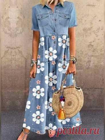 Сногсшибательные летние платья в стиле Бохо | Вертолет на пенсии | Яндекс Дзен