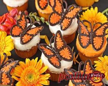 Las mariposas del chocolate