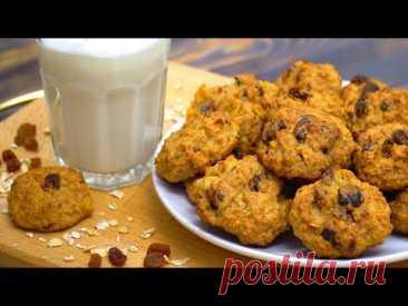 Печенье ПОЛЬЗА СО ВКУСОМ | Без сахара! Без Яиц! | Кулинарим с Таней